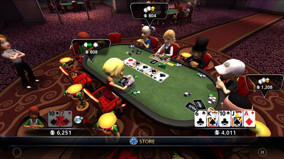 Онлайн покер особенности игра в карты 101 играть бесплатно
