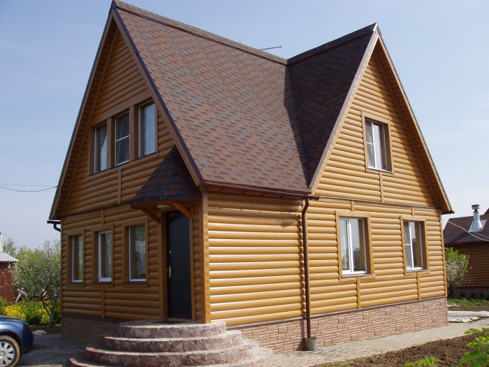 Отделочные фасадные материалы для дома  купить
