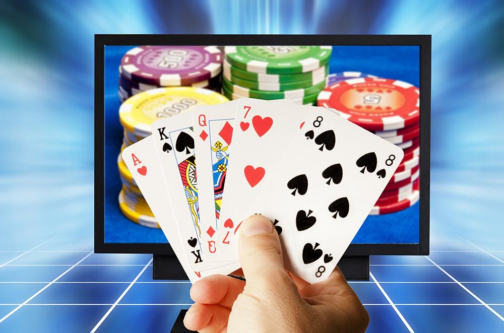 Poker e slot online