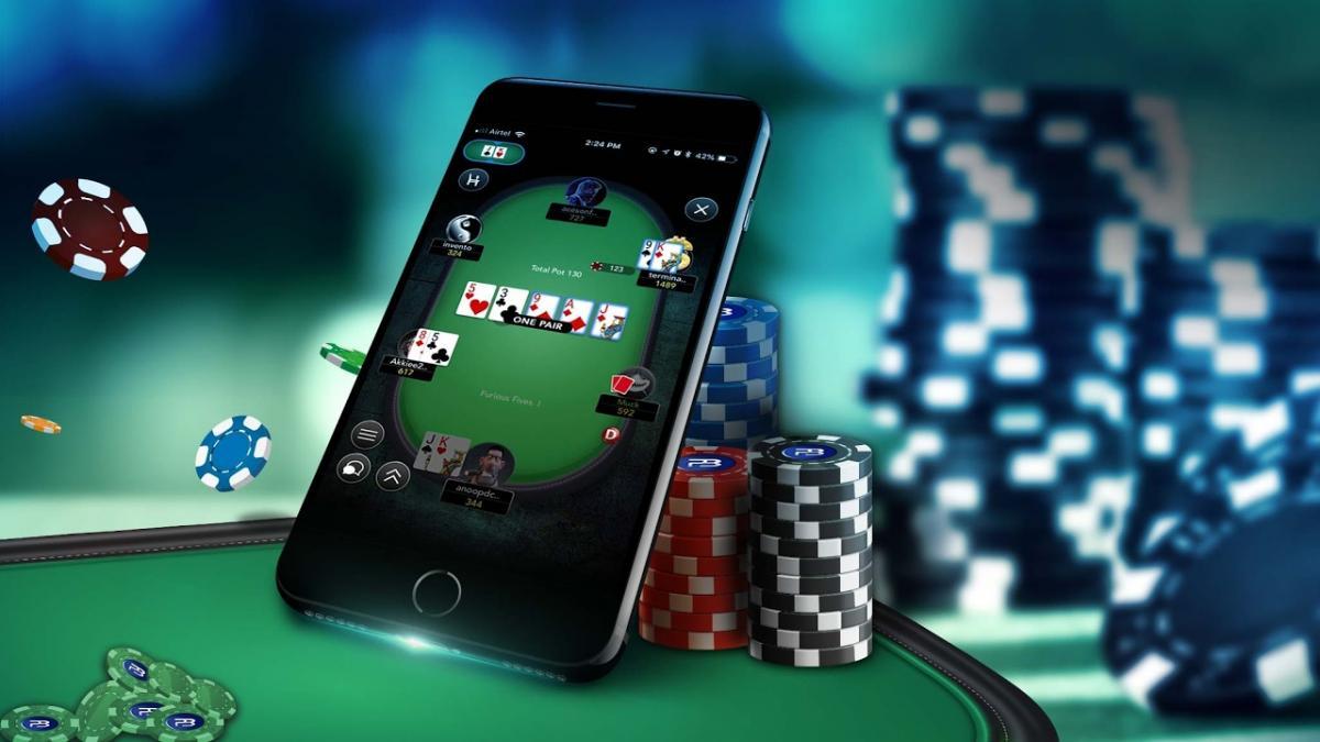 онлайн покер особенности