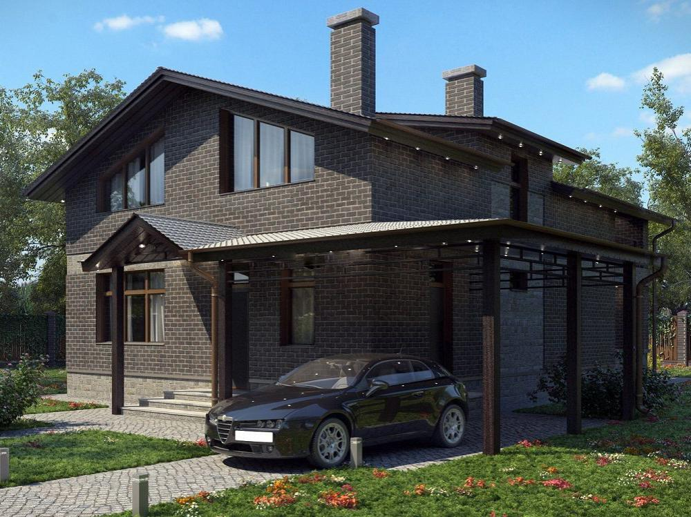 Строим дом из керамзитобетон бетон быстросхватывающийся