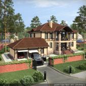 Коттеджный поселок Сосновый бор в Ижевске