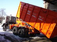 Вывоз строительного мусора в Ижевске