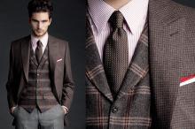 Пошив мужского костюма у модельера: преимущества