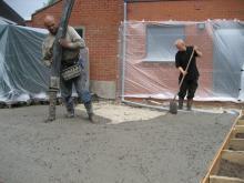 Какой для бетона нужен цемент, вода и песок?