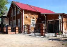 Уралпромлес - строительство деревянных домов и бань