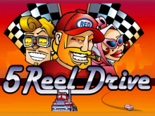 """5 Reel Drive"" видеослот"