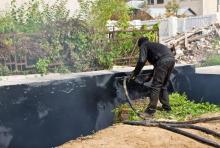 Надежная гидроизоляция с новыми материалами