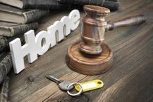 Как снять арест с недвижимости