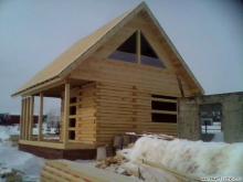 Строительство домов, бань, беседок из дерева
