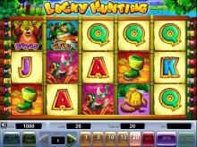 Игровой автомат Lucky Hunting (Удачная охота) в казино Вулкан 24