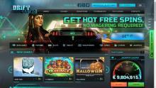 Заходи в онлайн-казино Дрифт со своего смартфона