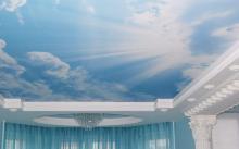 Потолок из гипсокартона: быть или не быть