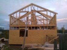 Компания Софит строительство домов: каркасные, кирпичные, из пеноблоков