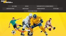 Ставки на хоккей в БК Пари Матч