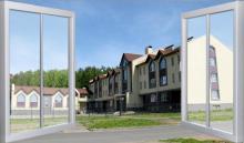 Пластиковые окна Бона в Воткинске, стальные двери, остекление балконов и лоджий