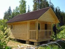 Деревянные дома и бани - бревно, брус, каркас в Ижевске