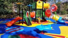 Влияние современных детских площадок на развитие личности