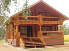 Бревно или брус? Из чего построить дом?