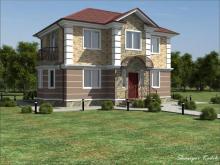 Архитектура и дизайн коттеджей, квартир, общественных зданий