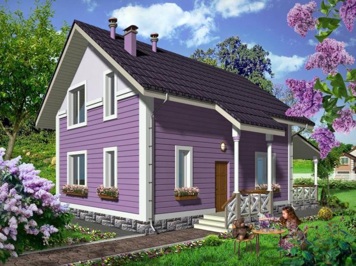 Энергоэффективные дома