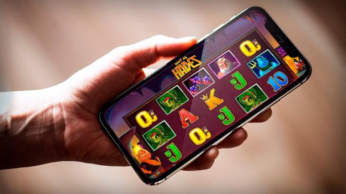 Удобство игры со смартфонов через мобильное приложение Вулкан Старса