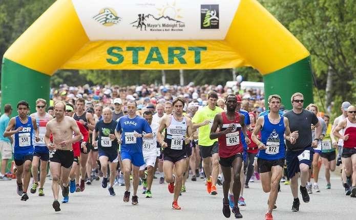 Путь к званию марафонца