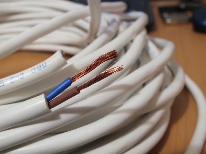 Как выбрать провода для дома?