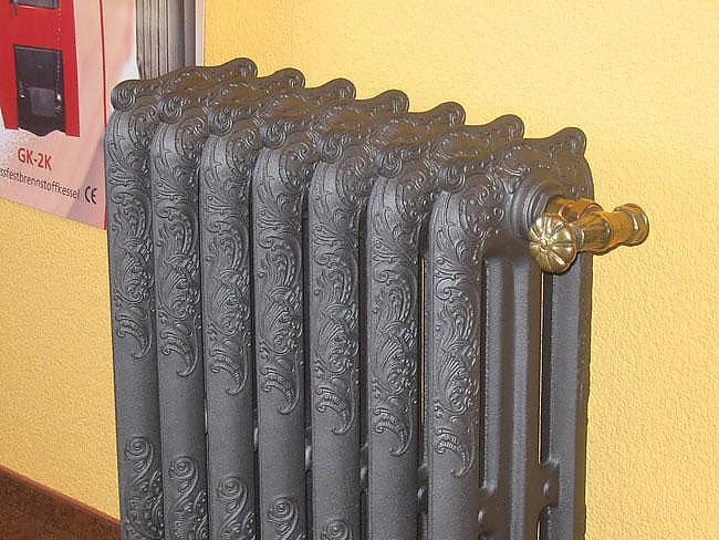 Установка радиатор отопления своими руками