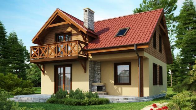 Строительство загородных жилых домов по современным технологиям