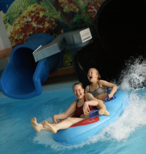 Аквапарк (аквазона) в г Глазов - развлечение для всей семьи