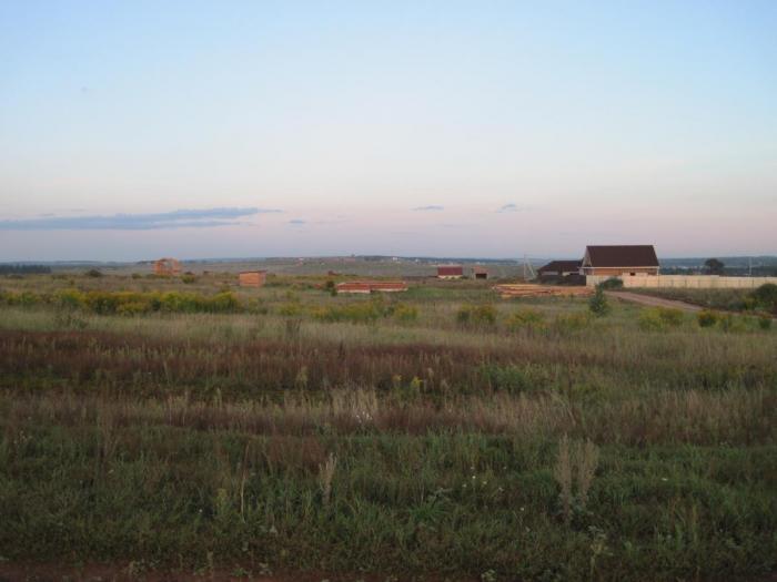 Коттеджный поселок Крестовоздвиженское 10 минут от Ижевска