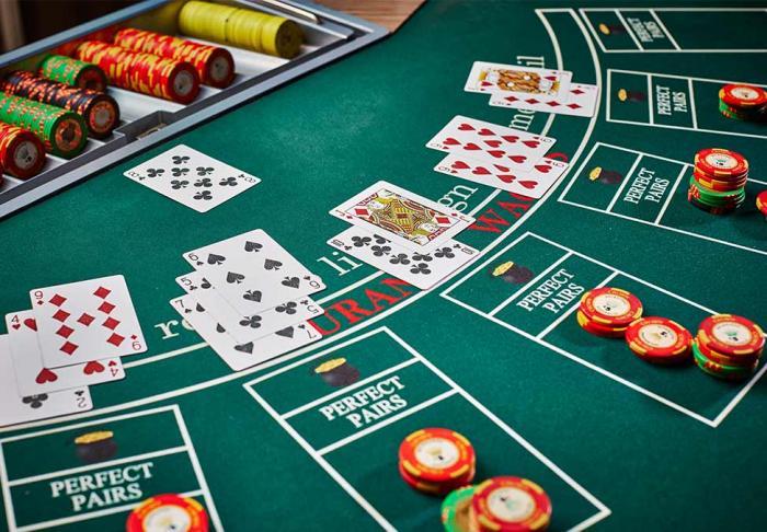 Описание покер рума