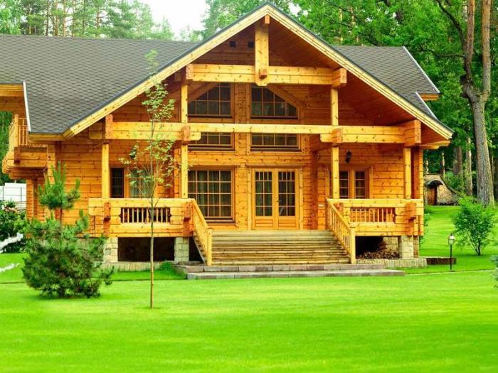 Цена загородного дома
