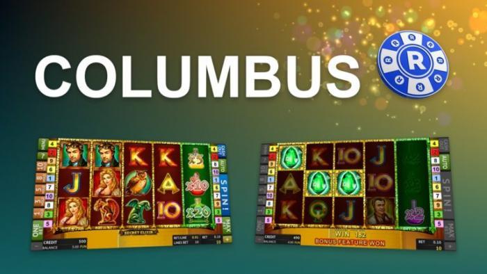 Columbus казино игровые автоматы