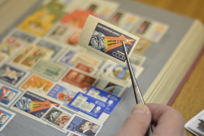 Почтовые марки СССР - мечта любого коллекционера