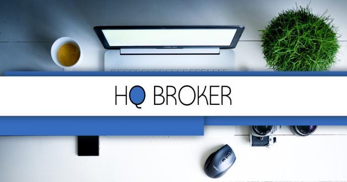 HQ Broker выбор для деловых людей