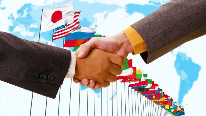 Международные сделки, инвестиции за рубеж