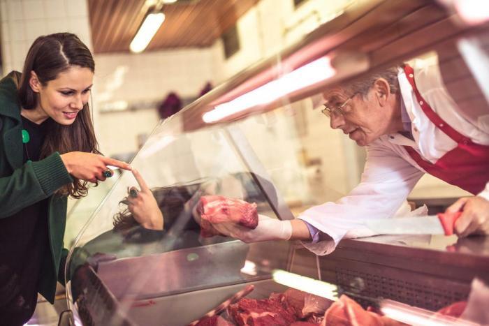 Выбираем мясо в интернет-магазине