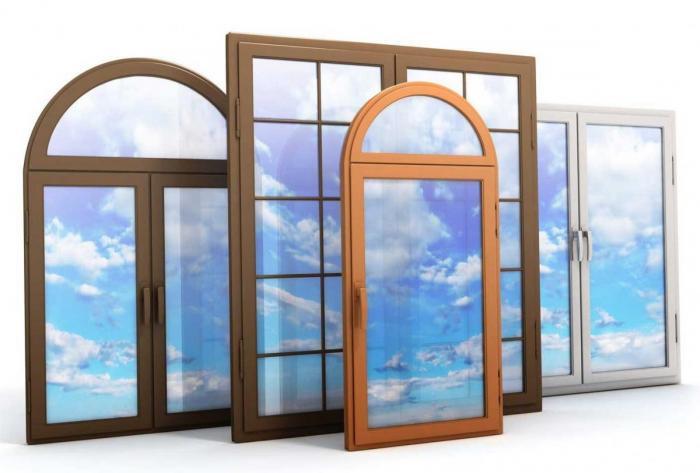 Окна: основные виды