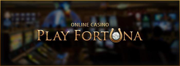 Игровая площадка онлайн-казино Плей Фортуна