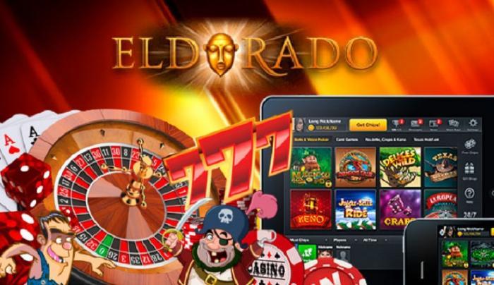 Рабочее зеркало казино Эльдорадо для игры в автоматы