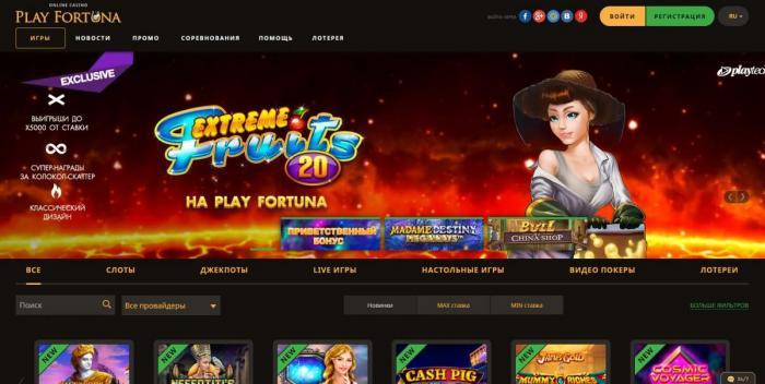 Бонусы от ведущих онлайн казино
