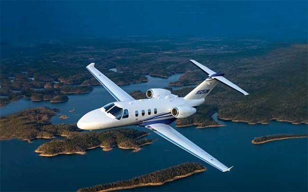 Деловая авиация: бизнес-джет