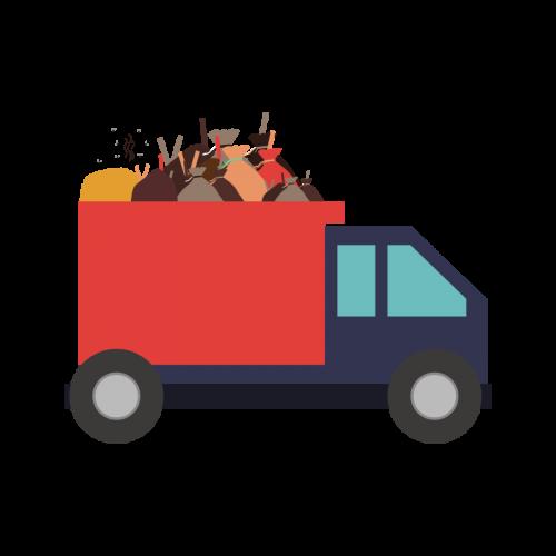 Вывоз строительного мусора в Санкт-Петербурге