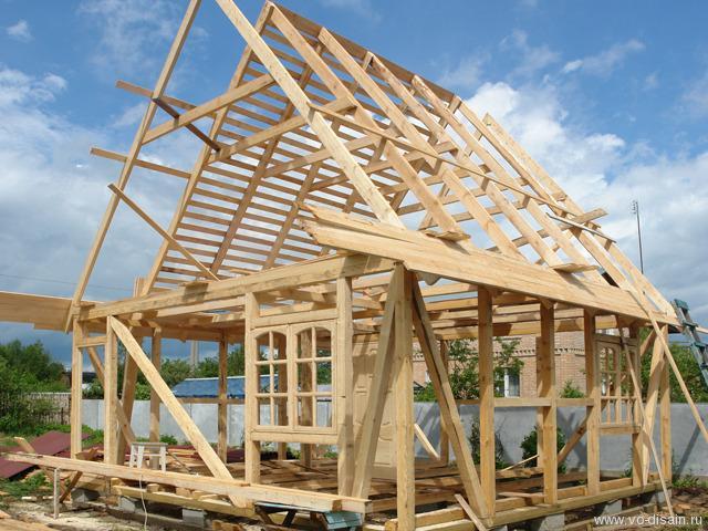Каркасный дом несложно построить своими руками, технология строительства каркасных домов проста. Но лучше, конечно же, доверить строительство опытным